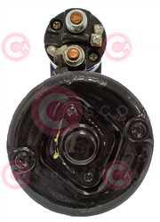 CST10366 BACK BOSCH Type 12V 1,50kW 11T CW