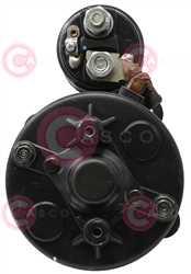 CST10614 BACK BOSCH Type 24V 4kW 9T CW OIL SEALED