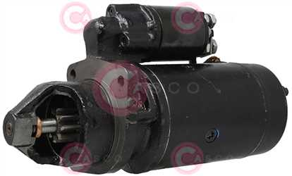 CST10614 SIDE BOSCH Type 24V 4kW 9T CW OIL SEALED