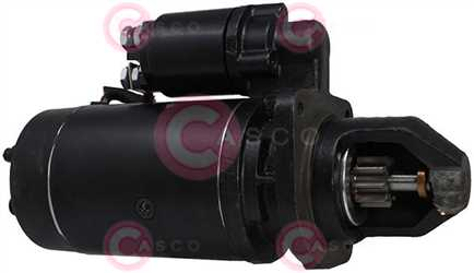 CST10735 SIDE BOSCH Type 24V 4kW 9T CW