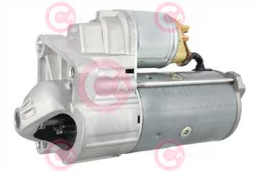 CST15109 SIDE VALEO Type 12V 2kW 11T CW
