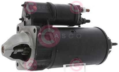 CST15202 SIDE VALEO Type 12V 0,80kW 9T CW