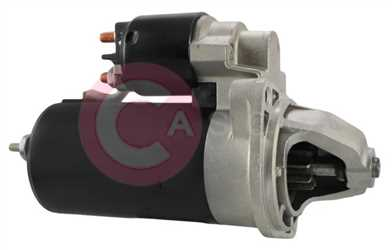 CST21137 SIDE LETRIKA Type 12V 2kW 9T CW