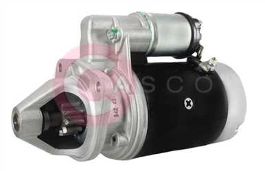 CST25104 SIDE LUCAS Type 12V 2,10kW 10T CW