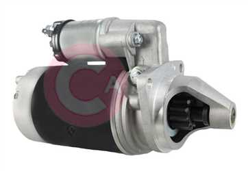 CST25105 SIDE LUCAS Type 12V 2,10kW 10T CW