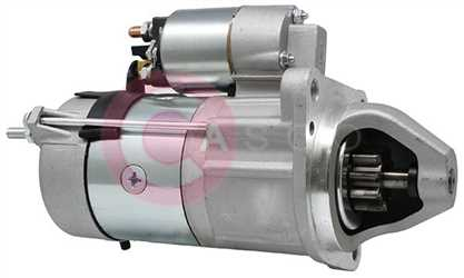 CST30161 SIDE MARELLI Type 12V 3kW 10T CW