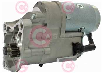 CST40105 SIDE DENSO Type 12V 2kW 9T CW