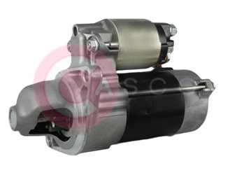 CST40166 SIDE DENSO Type 12V 1kW 9T