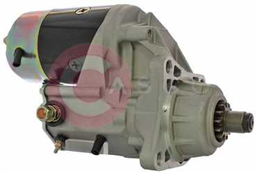 CST40182 SIDE DENSO Type 12V 2,50kW 13T CW