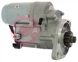 CST40190 SIDE DENSO Type 12V 2kW 15T CW