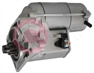 CST40225 SIDE DENSO Type 12V 2,20kW 9T CW