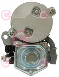 CST44104 BACK DENSO Type 12V 1kW 9T CW