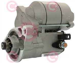 CST44104 SIDE DENSO Type 12V 1kW 9T CW