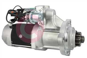 CST60613 SIDE DELCOREMY Type 24V 8,20kW OIL SEALED