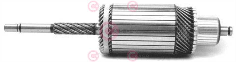 CAR10009 DEFAULT BOSCH Type 12V 33G 333mm
