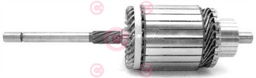 CAR15010 DEFAULT VALEO Type 12V 25G 288mm