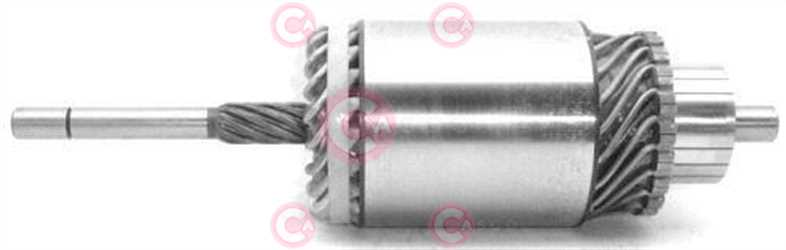 CAR15018 DEFAULT VALEO Type 12V 21G 282mm