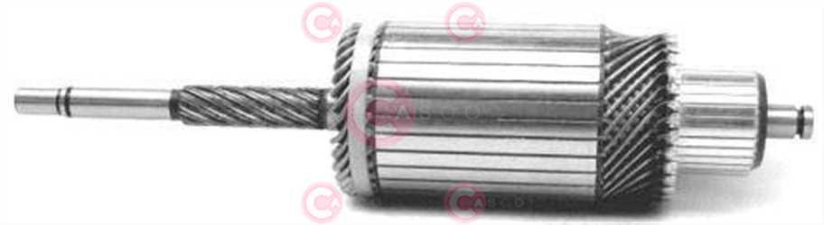 CAR10617 DEFAULT BOSCH Type 24V 33G 333mm