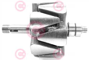 CRO15011 DEFAULT VALEO Type 12V 99,40mm