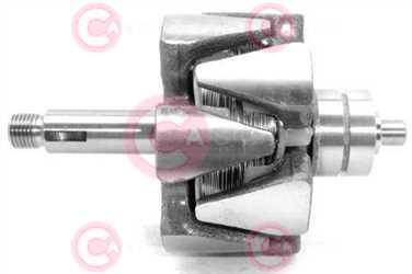 CRO15028 DEFAULT VALEO Type 12V 82,30mm