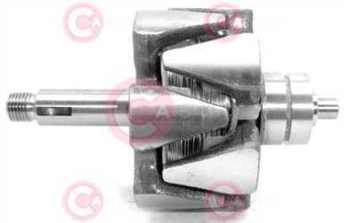 CRO15032 DEFAULT VALEO Type 12V 82,30mm