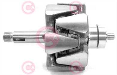 CRO15034 DEFAULT VALEO Type 12V 88,30mm