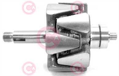 CRO15035 DEFAULT VALEO Type 12V 88,30mm