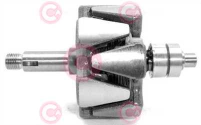 CRO10064 DEFAULT BOSCH Type 12V 89mm
