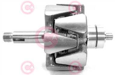 CRO15060 DEFAULT VALEO Type 12V 88,30mm