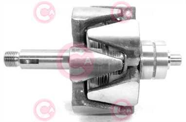 CRO15062 DEFAULT VALEO Type 12V 82,30mm