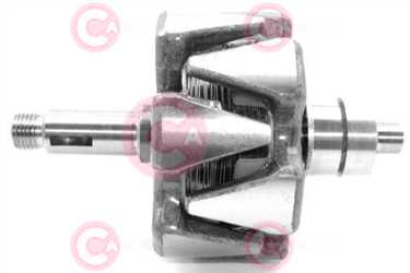 CRO15075 DEFAULT VALEO Type 12V 89,50mm
