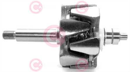 CRO10653 DEFAULT BOSCH Type 24V 65Amp 103mm