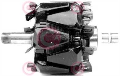 CRO15105 DEFAULT VALEO Type 12V 110Amp 95,30mm