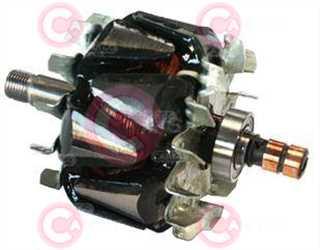 CRO10154 DEFAULT BOSCH Type 12V 20Amp 103mm