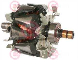 CRO10157 DEFAULT BOSCH Type 12V 115Amp 130,30mm