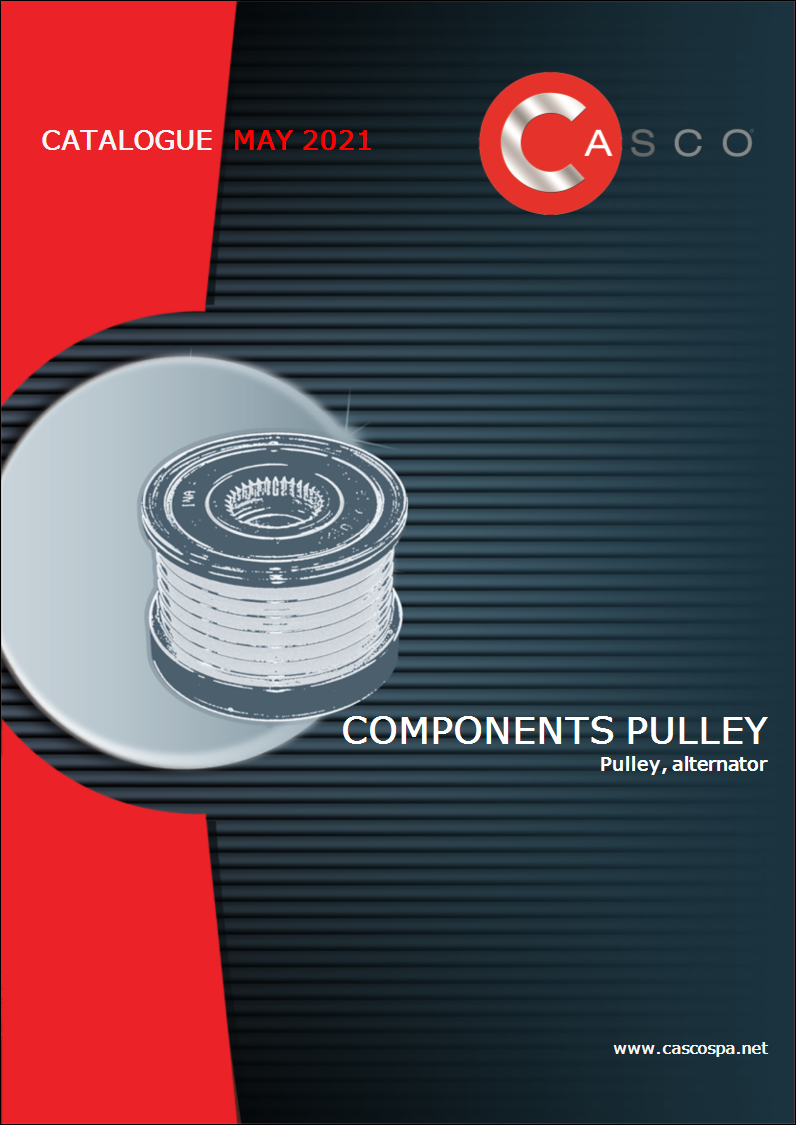 Components Pulley