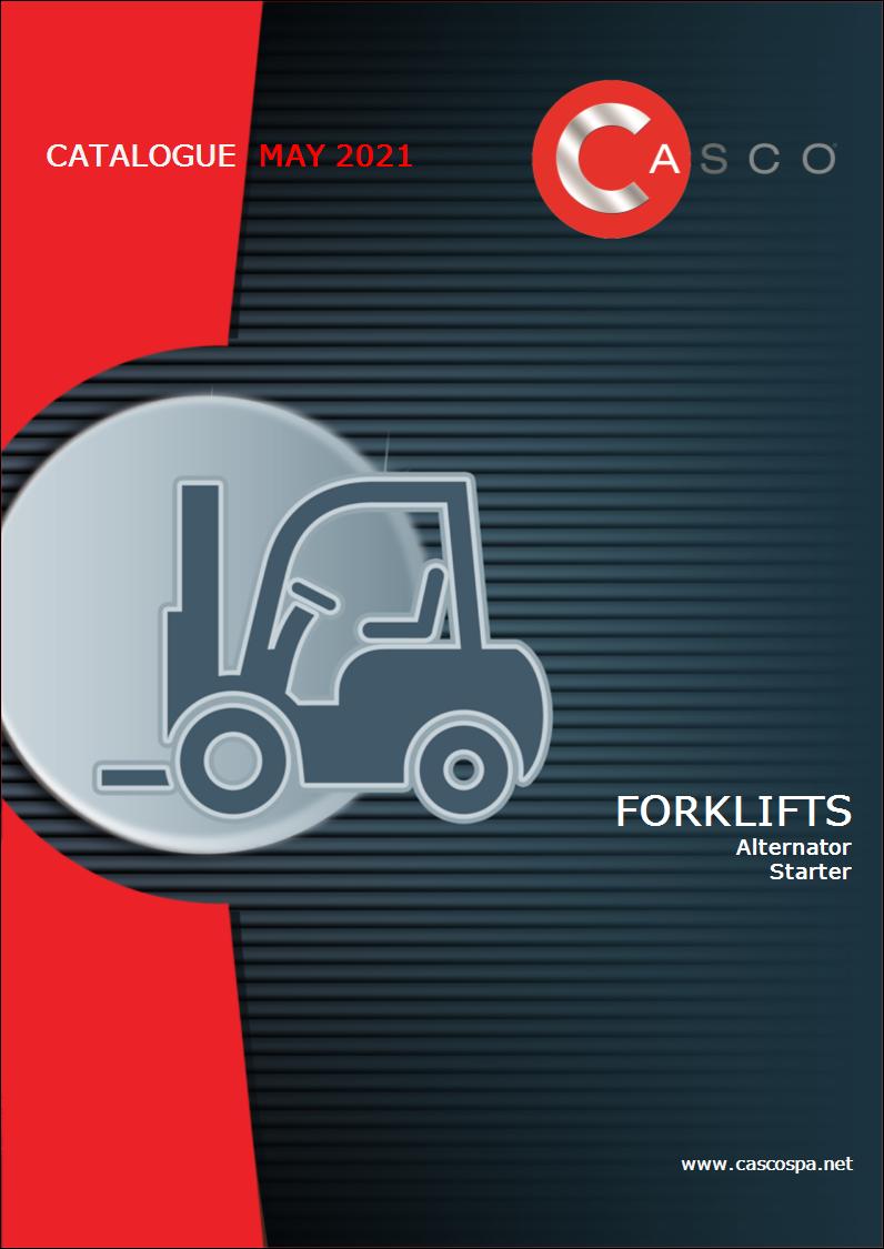 Rotating Forklift