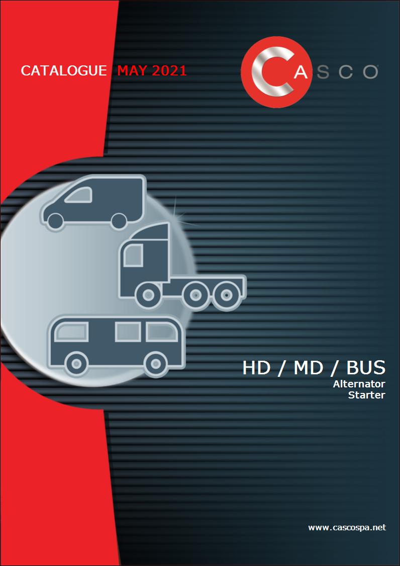 Rotating HD / MD / BUS