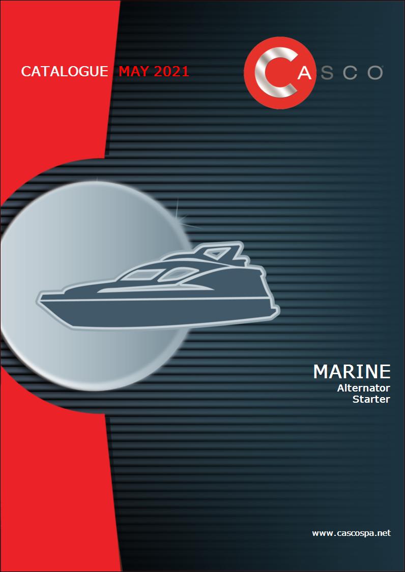 Rotating Marine