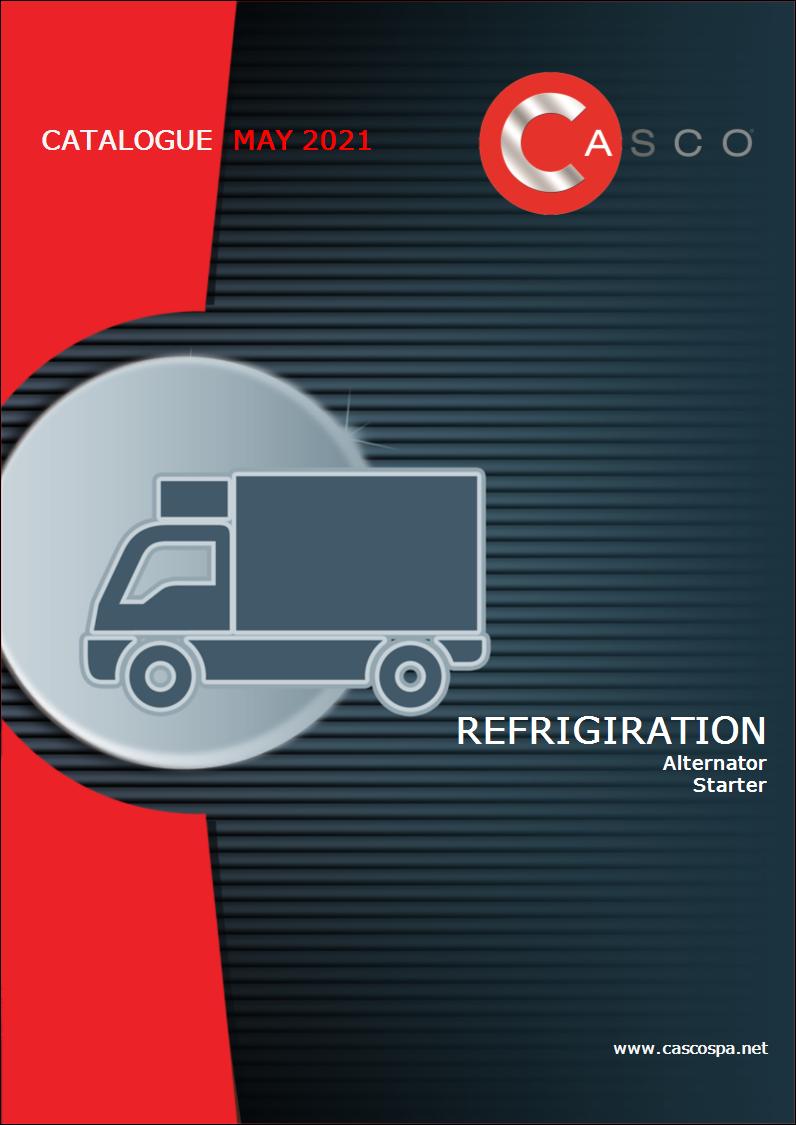 Rotating Refrigiration